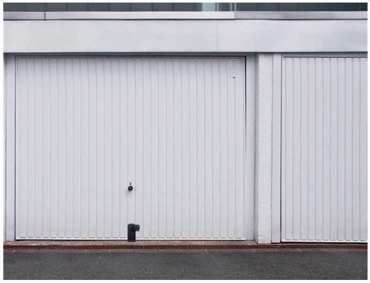 antivol porte garage basculante abus granit : haute sécurité