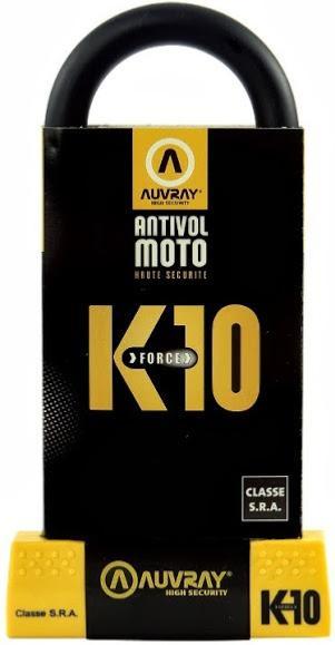 ANTIVOL EN U Auvray K10 85 × 310 1