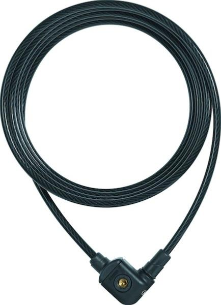 350 O ABUS Universel 875 Vélo-Câble serrure 9.5 Mm STARK Longueur 500 mm